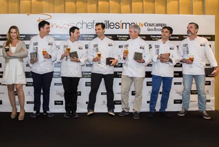 Chefs Premiados 2014