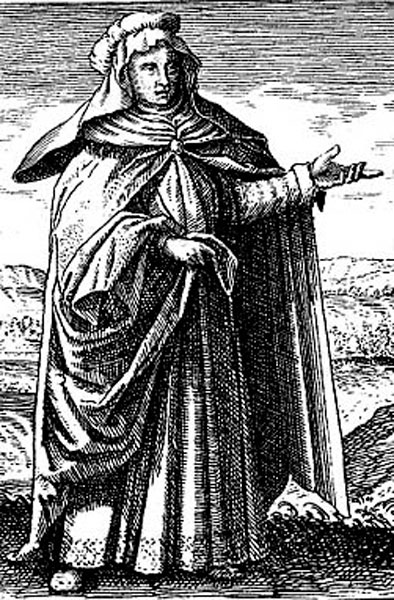 fue la primera mujer alquimista