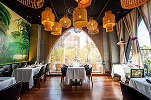 Restaurante Shang Hai Station en Arturo Soria